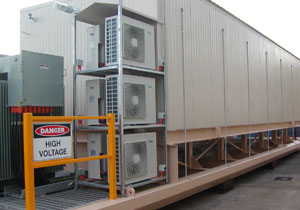 Transportable Switchrooms Western Controls Australia